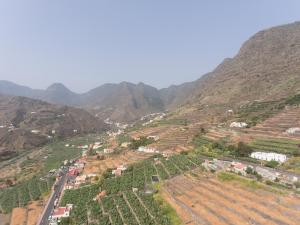 A bird's-eye view of Casa Rural Maria