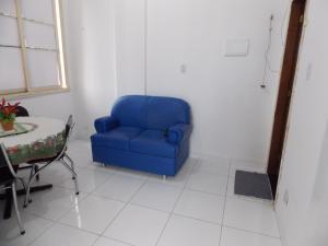 A seating area at Lindo Apto Vista Ver O Peso