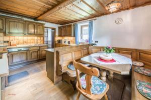 A kitchen or kitchenette at Almliesl RAUR-437