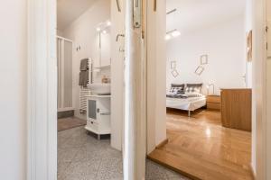 Ванная комната в Apartup New Town Hall
