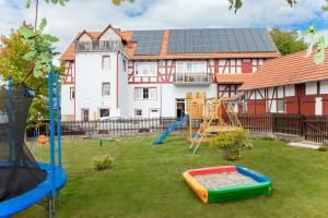 Children's play area at Landhaus im Rinnetal