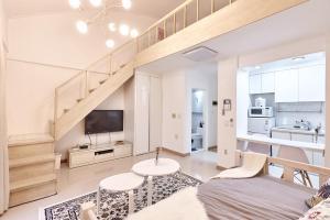 Oriental Modern Apartment 7