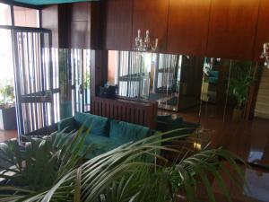 Area soggiorno di Residenze Venezia Apartments