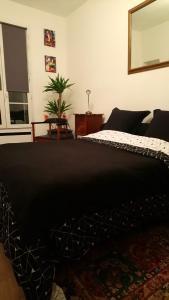 A bed or beds in a room at 17 Avenue de l'Agent Sarre