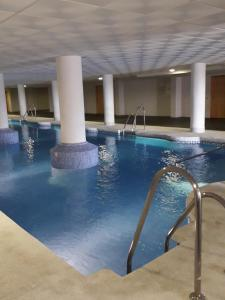 The swimming pool at or near Casas Nuestras Envia Golf Vicar II