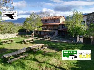 Casa per grups Cal Caló