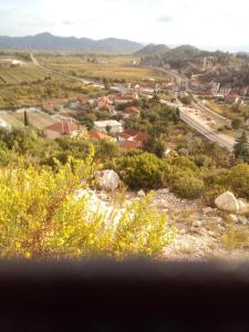 A bird's-eye view of Apartmani Nikolac