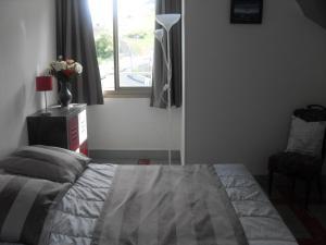 Un ou plusieurs lits dans un hébergement de l'établissement La Rafale