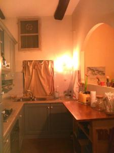 A kitchen or kitchenette at LUCCA COMICS