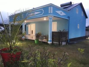 """""""Au Petit Bonheur"""" villa créole avec jacuzzi"""