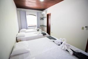 Lova arba lovos apgyvendinimo įstaigoje Apartamento eldorado