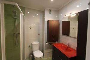 A bathroom at Apartamento pleno Centro junto Ayuntamiento