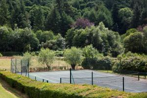 Tennis and/or squash facilities at The Old House, Llwyn Madoc or nearby