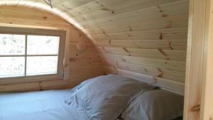 Un ou plusieurs lits dans un hébergement de l'établissement Insolite zénitude