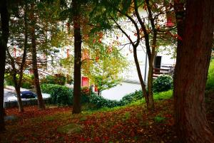 A garden outside A un passo dal tuo relax
