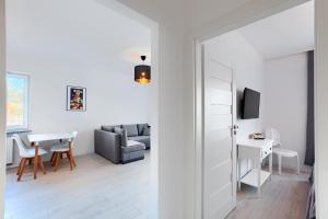A seating area at Apartament 222 Apartamenty No.1