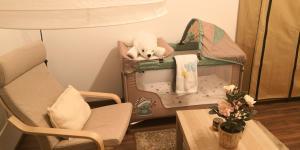 A seating area at Diamond Residence - BimBam Bajza