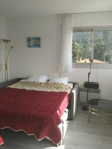 Un ou plusieurs lits dans un hébergement de l'établissement la catalane