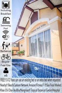 Bangsaray Christina Pool Villa