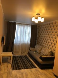 Гостиная зона в Однокомнатная квартира