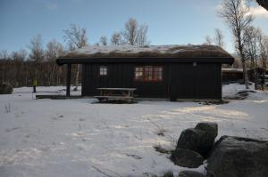 Besseggen Fjellpark Maurvangen, Jotunheimen, Cottage no.17.