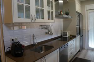 A kitchen or kitchenette at Casa Taboada