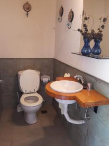 A bathroom at Hermoso departamento dos dormitorios
