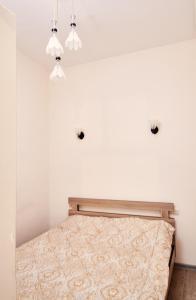 Кровать или кровати в номере Tbilisi Apartment