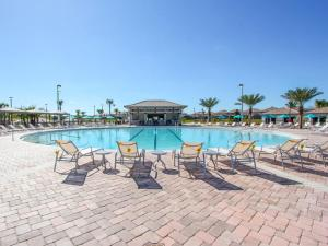 Charming Vacation Townhome with Pool CG1576