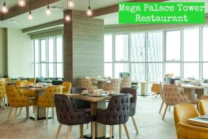 Ресторан / где поесть в Mega Palace Apartment