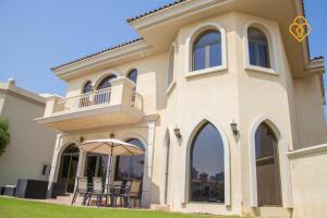 Keysplease Beach Villa Palm Jumeirah, Dubai