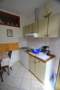 A kitchen or kitchenette at Studios Slavica