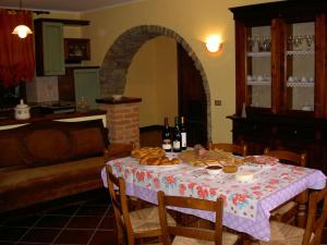 Restorāns vai citas vietas, kur ieturēt maltīti, naktsmītnē Bricco di Sant' Eufemia