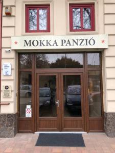MOKKA PANZIÓ