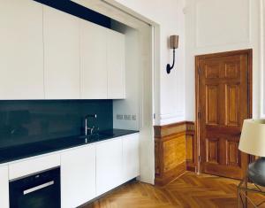 Cucina o angolo cottura di Palace Court Apartments