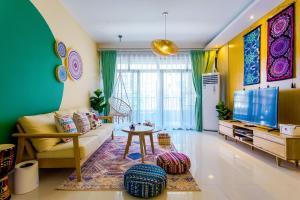 Zhuhai Xiangzhou District, You Shi Ya Yuan. Locals Apartment 00176720