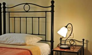 A bed or beds in a room at Filyra