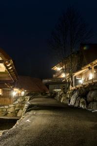 Dolomiti Village durante l'inverno