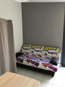 Un ou plusieurs lits dans un hébergement de l'établissement Eden Rock