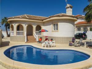 Three-Bedroom Holiday Home in San Fulgencio