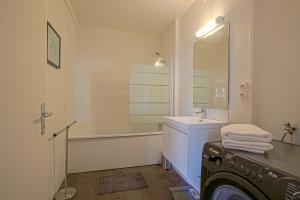 Salle de bains dans l'établissement Luckey Homes - Rue des Teinturiers