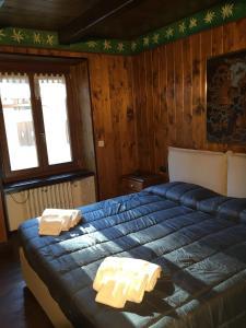 Ein Bett oder Betten in einem Zimmer der Unterkunft San Francesco