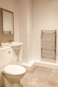 Ванная комната в Dream Apartments Quayside