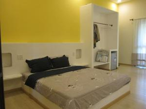 1 Bedroom Golden Brown Villa #Swimming pool #Kid yards @ Cu Chi