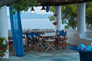 Εστιατόριο ή άλλο μέρος για φαγητό στο Dream property pool, jacuzzi and sea