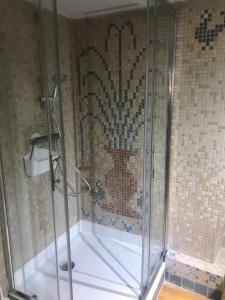 Salle de bains dans l'établissement Comme à la maison