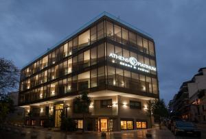 Athens Platinum Rooms and Suites