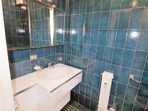 A bathroom at Locazione turistica Laura