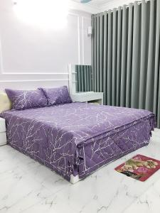 A bed or beds in a room at Liti Apartment 4