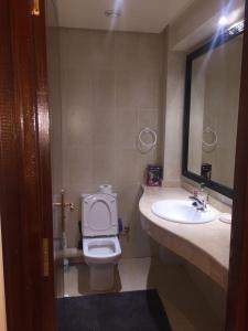 A bathroom at Marina Apartment Agadir